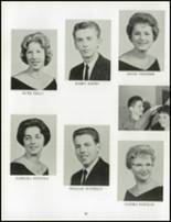 1962 Chartiers Valley High School Yearbook Page 34 & 35