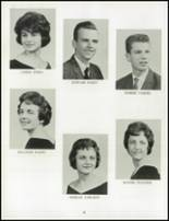 1962 Chartiers Valley High School Yearbook Page 36 & 37