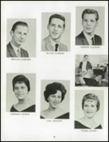 1962 Chartiers Valley High School Yearbook Page 38 & 39