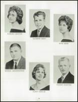 1962 Chartiers Valley High School Yearbook Page 40 & 41