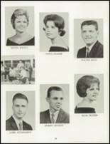 1962 Chartiers Valley High School Yearbook Page 42 & 43