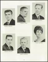 1962 Chartiers Valley High School Yearbook Page 44 & 45
