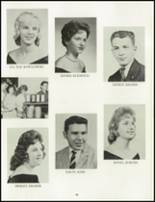 1962 Chartiers Valley High School Yearbook Page 46 & 47