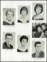 1962 Chartiers Valley High School Yearbook Page 50 & 51