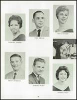 1962 Chartiers Valley High School Yearbook Page 54 & 55