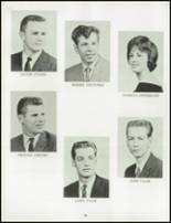 1962 Chartiers Valley High School Yearbook Page 56 & 57