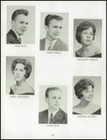 1962 Chartiers Valley High School Yearbook Page 60 & 61