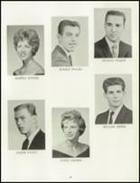 1962 Chartiers Valley High School Yearbook Page 64 & 65