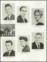 1962 Chartiers Valley High School Yearbook Page 66 & 67