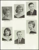 1962 Chartiers Valley High School Yearbook Page 68 & 69