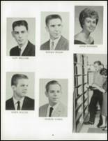 1962 Chartiers Valley High School Yearbook Page 70 & 71