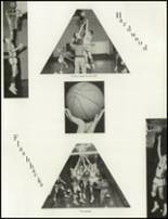 1962 Chartiers Valley High School Yearbook Page 94 & 95