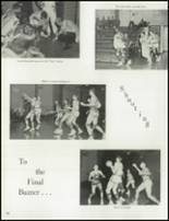 1962 Chartiers Valley High School Yearbook Page 96 & 97