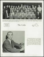 1962 Chartiers Valley High School Yearbook Page 98 & 99
