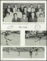 1962 Chartiers Valley High School Yearbook Page 104 & 105