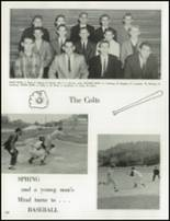 1962 Chartiers Valley High School Yearbook Page 106 & 107