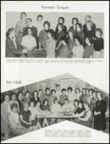 1962 Chartiers Valley High School Yearbook Page 124 & 125