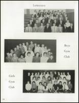 1962 Chartiers Valley High School Yearbook Page 128 & 129