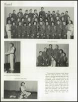 1962 Chartiers Valley High School Yearbook Page 134 & 135