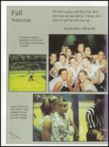 2001 New Caney High School Yearbook Page 20 & 21