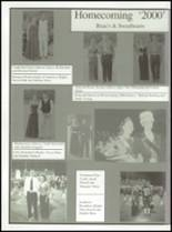 2001 New Caney High School Yearbook Page 40 & 41
