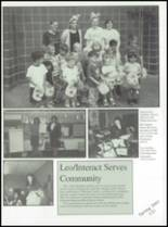 2001 New Caney High School Yearbook Page 124 & 125