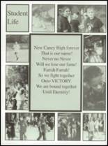 2001 New Caney High School Yearbook Page 126 & 127