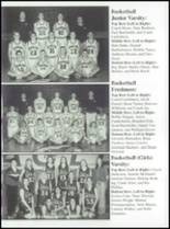 2001 New Caney High School Yearbook Page 196 & 197