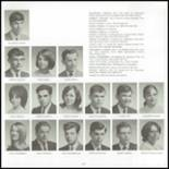 1967 Lexington High School Yearbook Page 130 & 131
