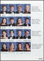 2003 Clyde High School Yearbook Page 16 & 17
