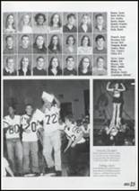 2003 Clyde High School Yearbook Page 26 & 27