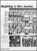 2003 Clyde High School Yearbook Page 32 & 33