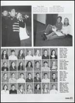2003 Clyde High School Yearbook Page 34 & 35