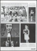 2003 Clyde High School Yearbook Page 58 & 59