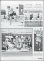 2003 Clyde High School Yearbook Page 74 & 75