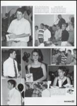 2003 Clyde High School Yearbook Page 86 & 87