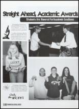 2003 Clyde High School Yearbook Page 104 & 105
