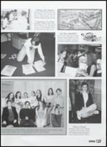 2003 Clyde High School Yearbook Page 128 & 129