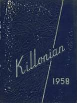 1958 Yearbook Killingly High School