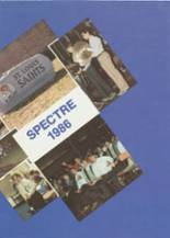 1986 Yearbook St. Louis Catholic High School