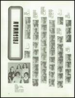 1976 Chief Logan High School Yearbook Page 36 & 37