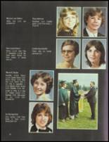 1976 Chief Logan High School Yearbook Page 54 & 55