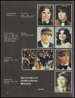 1976 Chief Logan High School Yearbook Page 72 & 73