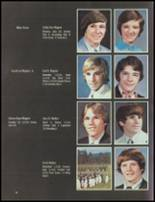 1976 Chief Logan High School Yearbook Page 80 & 81