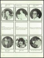 1976 Chief Logan High School Yearbook Page 100 & 101