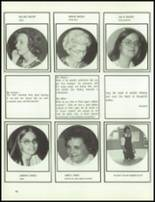 1976 Chief Logan High School Yearbook Page 108 & 109