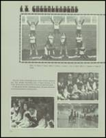 1976 Chief Logan High School Yearbook Page 176 & 177