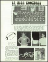 1976 Chief Logan High School Yearbook Page 186 & 187