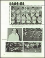 1976 Chief Logan High School Yearbook Page 200 & 201