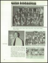 1976 Chief Logan High School Yearbook Page 206 & 207